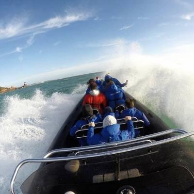 Rib Boat Trips in St Ives
